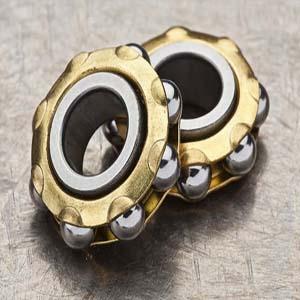 Magneto bearing